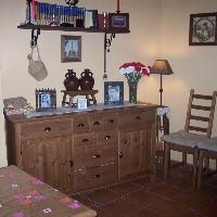 Casa en el castillo de Torre Alhaquime