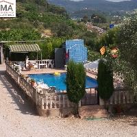 Chalet con piscina en venta en Palma de Gandía