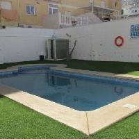 Chalet adosado con piscina en venta en Daimús