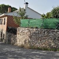 Chalet con terreno en venta en Carabaña