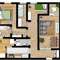 Piso en Venta en Paterna de 3 Habitaciones, con Garaje y Piscina Comunitaria, Zona Santa Rita