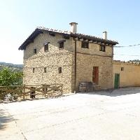 Casa de piedra en venta en La Valdorba