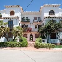 Apartamento en primera línea en venta en Denia