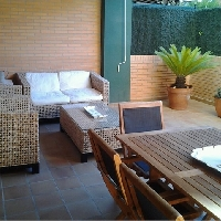 Vivienda con jardín en venta en Casas Verdes Bétera