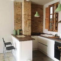 Piso en alquiler con dos habitaciones en Ruzafa Valencia