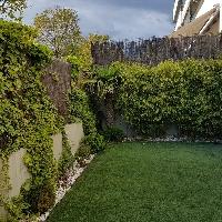 Piso bajo con jardín en venta en Montecillo de Las Rozas