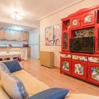 Apartamento en venta con dos habitaciones zona Veneziola La