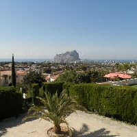 Luxury villa new construction in Calpe