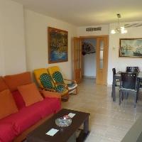 Piso en venta dos habitaciones Cala Villajoyosa con garaje