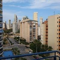 Apartamento en venta un dormitorio  garaje Cala Villajoyosa