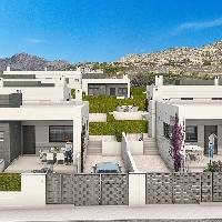 Chalet adosado en venta en zona Bonalba Golf de Alicante