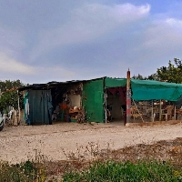 Finca rústica en venta en La Hoya Elche