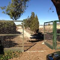 Finca en venta con agua y luz en Alhama de Murcia