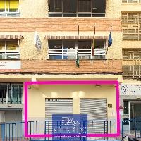 Local comercial en venta en zona Barón de Les Málaga