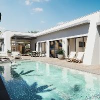 Villa en venta en Residencial Montaña Clara, San Javier
