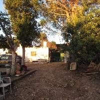 Finca de 3.160 m2 de regadio   con casa de campo de 156 m2. A 6 km de la playa
