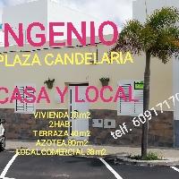 CASA Y LOCAL COMERCIAL