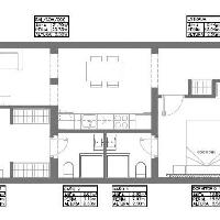 Piso en venta a estrenar 2 habitaciones Chamberi Madrid