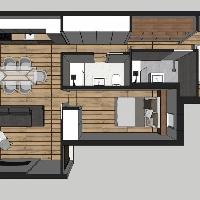 Piso en venta 2 habitaciones Salamanca Madrid
