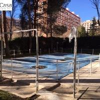 Piso en venta 5 habitaciones y garaje zona Retiro Madrid