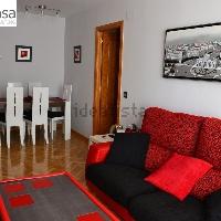 Piso en venta con garaje zona San Fermín Madrid