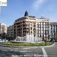 Piso señorial con garaje en venta en Chamberi Madrid
