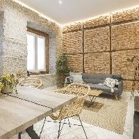 Piso en venta con 2 habitaciones en Lavapiés Madrid