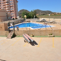 Piso en venta con garaje en Playa Honda Murcia