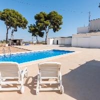 Casa de campo con piscina en venta en Cartagena