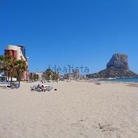 Apartamento en venta 2 dormitorios playa Arenal Bol Calpe