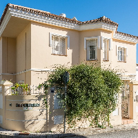 Villa estilo andaluz en venta en El Coto de Mijas