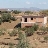 Casa de campo en construcción en Coín