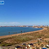 venta de apartamento en Playa Honda con vistas