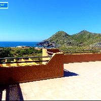 Casa en venta con piscina en Cala Flores Cabo de Palos