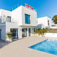 Villa obra nueva en venta en San Pedro del Pinatar