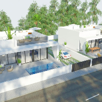 Villa en venta Pinar de Campo Verde Pilar de la Horadada