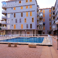 Apartamento en venta con piscina en Acequión Torrevieja