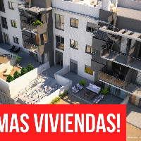 Piso en venta con garaje en Puente Real Cartagena