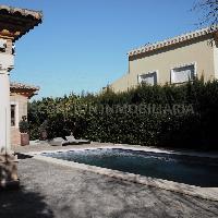 Chalet en venta con piscina en Torre en Conill Bétera