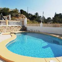 Chalet con piscina en venta en Cometa Carrió Calpe