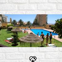 Apartamento en alquiler con piscina en Benalmádena