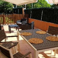 Planta baja con jardín en venta zona playa de Calafell