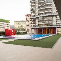 Estudio en venta con piscina en Playa Levante de Calpe