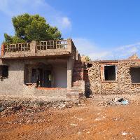 Casa de campo barata con parcela en Vilamarxant