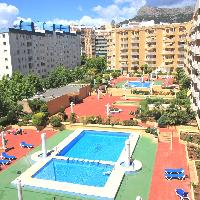Apartamento con piscina en venta zona de mar Calpe
