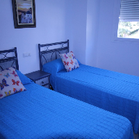 Piso en alquiler 2 dormitorios y piscina Cala Villajoyosa