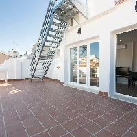 Ático en venta 2 habitaciones en La Magdalena Granada