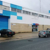 Nave industrial en venta zona aeropuerto Noain