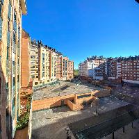 Piso en venta 2 habitaciones en Los Prados Oviedo