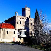 Castillo en venta con torreón en Llagostera